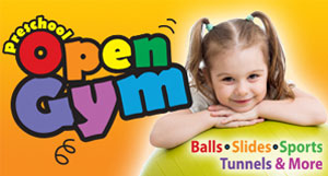 Preschool Open Gym