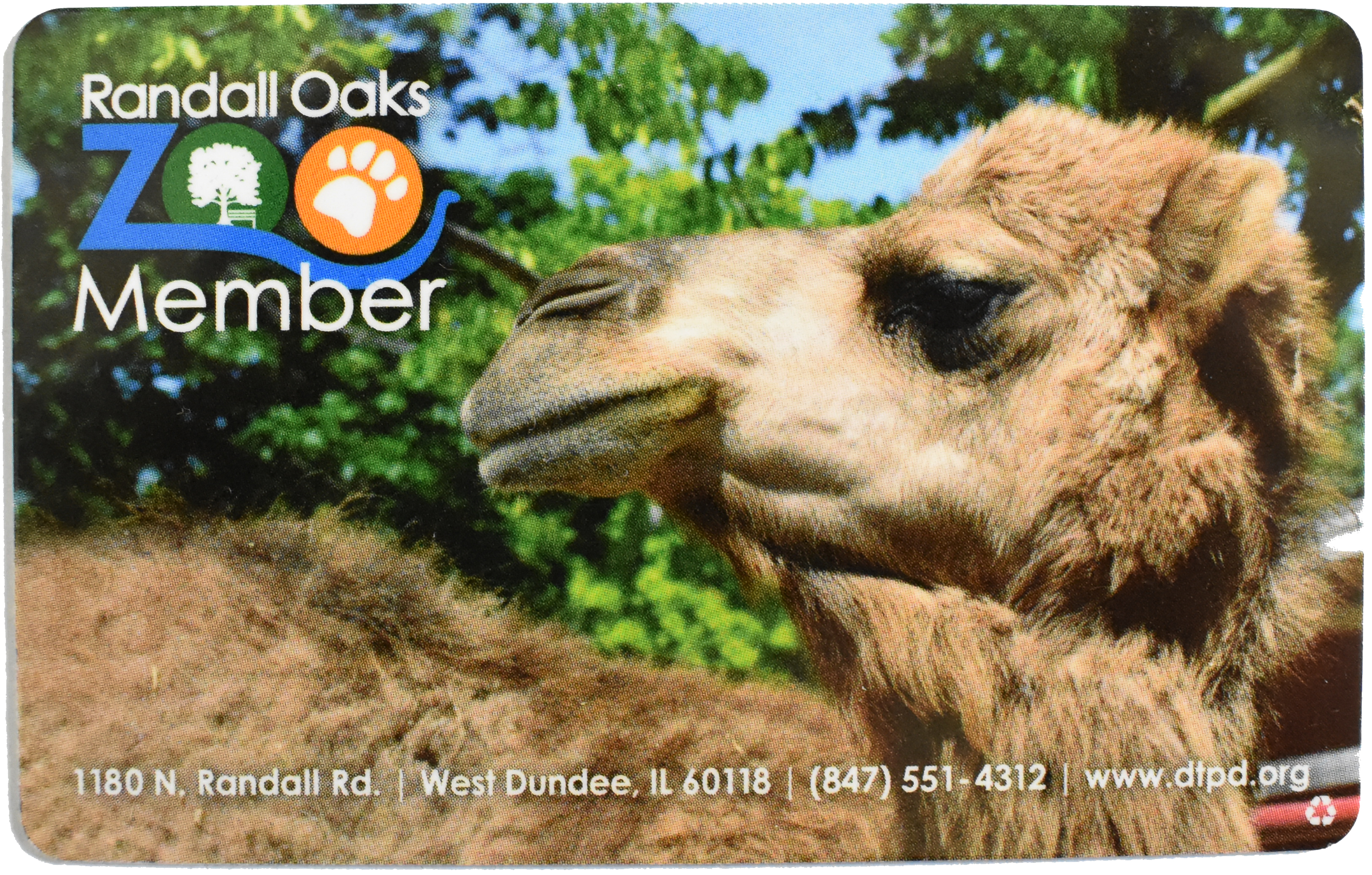 Randall Oaks Zoo   Dundee Township Park District