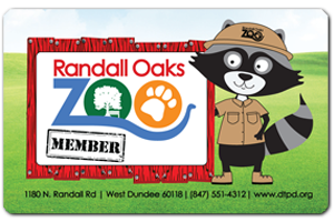ROZ Annual Membership Card