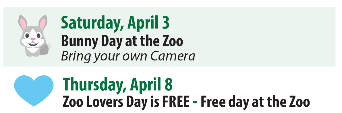 Zoo-Spring_events